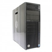 HP Z640 Workstation 1x6-Core E5-2620 V3 2.4GHz/32GB RAM/256GB SSD/DVDRW