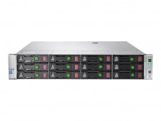 HPE ProLiant DL380 Gen9 4xBays LFF/2x14C 2680 v4 2.4GHz/64GB RAM/B140i/2x500W