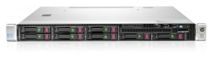 HP DL160 G8 SFF 8xBays/2x I-Xeon 8-Core E-2660 2.2GHz/16GB RAM/P420/750W PSU