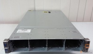 HP Proliant DL380p G8 LFF 12xBays/2x8C E5-2650 V2 2.6Ghz/32GB RAM/P420i/2x460W