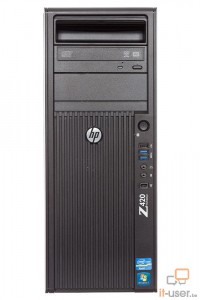 HP Z420 WS/1x10-Core E5-2650L v2 1.7GHz/16GB RAM/1TB HDD/Quadro 600