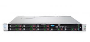 HPE ProLiant DL360 Gen9 SFF 8xBays/2x10C 2660 V3 2.5GHz/32GB RAM/B140i/2x500W