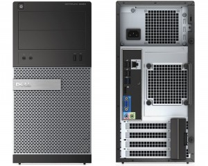 Dell OPTIPLEX M-Tower 3020/Intel-Core i5-4570 3.20GHz/4GB RAM/500GB HDD/DVD